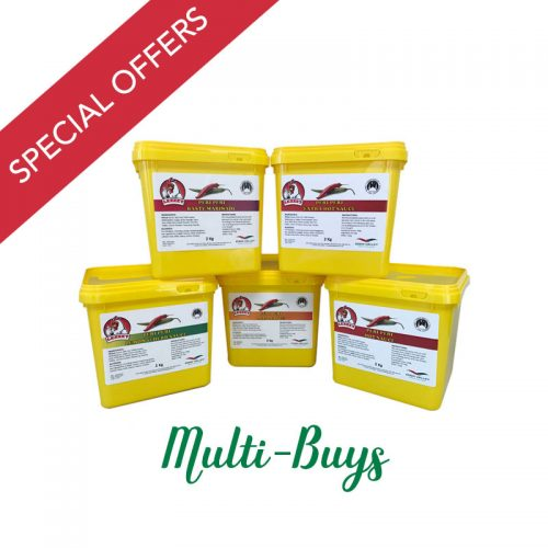 Breading, Marinades and Coating Offers